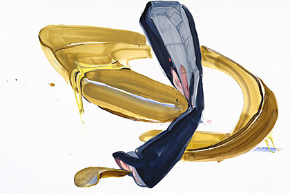 ZAHA HADID #3 (VS. SOFA), 2009