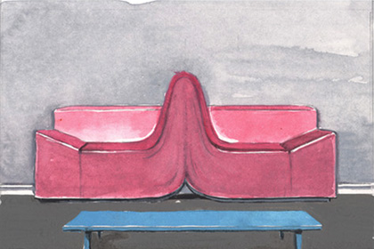 So Happy You're Home (Aroused Sofa) 2012